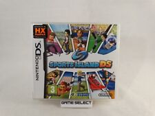 SPORTS ISLAND DS NINTENDO DS DSi 2DS 3DS NDS PAL ITA ITALIANO COMPLETO ORIGINALE