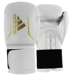 adidas Boxing Gloves White 10 oz. Weight for sale | eBay