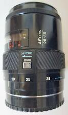 Minolta AF 28-85mm f3.5-4.5 Macro Lens 28-85/3.5-4.5 Sony                   #705
