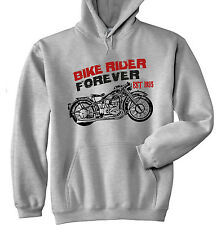 BMW R17 1935 - GREY HOODIE - ALL SIZES IN STOCK
