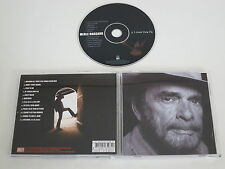 MERLE HAGGARD/IF I COULD ONLY FLY(ANTI- 6593-2) CD ALBUM