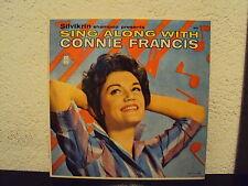 CONNIE FRANCIS - Sing along with   ***Silvikrin Shampoo Werbung***