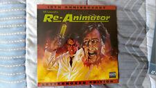 Re animator laserdisc USA