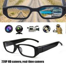 HD 720P Hidden Spy Camera Sunglasses Audio Video Recorder DVRs Glasses Eyewear