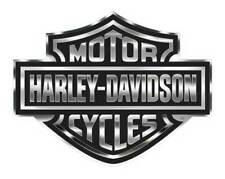 Harley-Davidson Decal Chrome Bar & Shield Logo X-large 30 X 40 Inch Cg4330