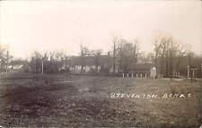 Steventon near Abingdon. General View & Field.