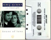 Amy Grant House Of Love 1994 Cassette Tape Single Pop Dance Rock Vince Gill