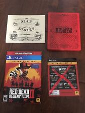 Red Dead Redemption II - Ultimate Edition PS4(the story mode didn't Include)