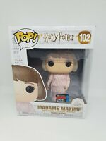 "NYCC 2019 FUNKO 6"" POP HARRY POTTER MADAME MAXIME #102 FIGURE MAXINE rare vinyl"