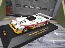 MIRAGE GULF GR8 Le Mans 1976 #10 Lafosse Migault Total 2nd SP IXO  1:43