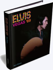 Elvis Presley - Vegas 69' - Ken Sharp - Hardback Book - Brand new*************