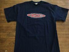 Vintage KSWISS Classic T-Shirt  1990's NWOT New Rare K-Swiss XXL  USA made Blue