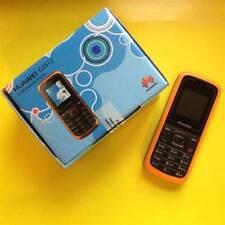 Teléfonos móviles libres Huawei color principal negro