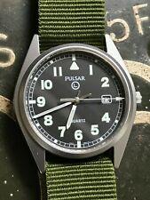 Excellent Pulsar G10 British Army Watch, mod issue 2011-Terrain
