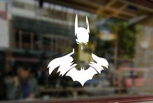 Batman DC Vinyl Stickers Decal Car Auto Laptop Glass Bumper Door Truck Wall Room