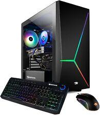 iBUYPOWER Gaming PC Computer Desktop 1000iV2 (Intel i7-10700F 2.9GHz, NVIDIA GeF