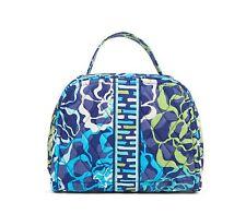 VERA BRADLEY Travel Jewelry Organizer KATALINA BLUES Bag Tote Zip Around $38 NEW