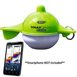 Fish Hunter 3D Castable Fishfinder 000-14240-001 Wifi Smart Sonar Phone