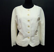 MARIELLA BURANI for AMULETI Giacca Donna Viscosa Rayon Woman Jacket Sz.M