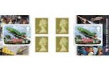 Engeland 2011 Thunderbirds zelfklevend pb luxe postfris