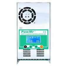 Powmr Mppt 60A Solar Charge And Discharge Controller 12V 24V 36V 48V Auto F A6K8