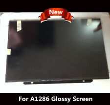 "Apple MacBook 15"" A1286 LCD Pro solo 2008 2009 2010 2011 2012 gloss"