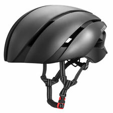 RockBros Cycling Bike Road Intergrally-molded Pneumatic Streamlined Helmet Black