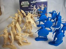 NEW The War at Troy, Greeks and Trojans mint figure sets by LOD Enterprises