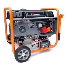 KnappWulf Stromgenerator 8300 Generator Stromerzeuger Notstromaggregat 230V+400V