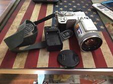 Sony Cyber-Shot 5.0 Mega Pixel Digital Camera DSC-F717 W/ Charger Tested Works!