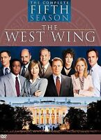 The West Wing - The Complete Fifth Season (DVD, 2005, 6-Disc Set)