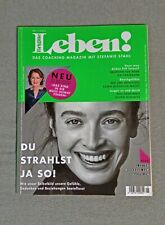 Brigitte LEBEN! No. 1  2020 Das Coaching-Magazin mit Stefanie Stahl - Sehr gut