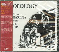 MAKOTO TERASHITA MEETS HAROLD LAND-TOPOLOGY-JAPAN CD Ltd/Ed E25