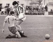 Calcio-Football Foto Azione Modena-Juventus 1963, Ottani-Sivori