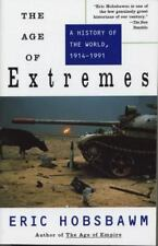 The Age of Extremes: A History of the World, 1914-1991, Eric Hobsbawm, Acceptabl
