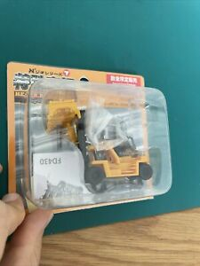 TCM Container / Fork Lift FD430 N Scale / Gauge