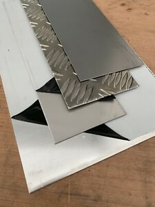 different types of aluminium, stainless, mild steel car body repairs splashback