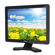 """17"""" 1280*1024 Monitor Ultra HD LCD Display USB VGA HDMI BNC For CCTV DVR FPV CCD"""