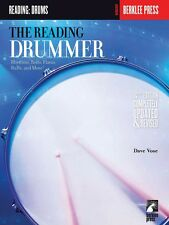 The Reading Drummer Second Edition Berklee Guide Book NEW 050449458