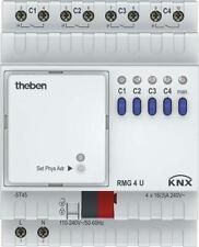 Theben Schaltaktor RMG 4 U KNX IP20 Bussystem-Schaltaktor 4930223 Schaltaktor