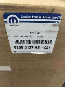Genuine MOPAR Condenser And Trans Cooler Cooler 68050127AB