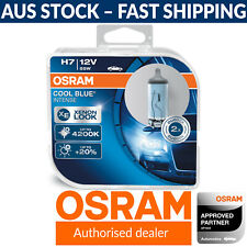 OSRAM Cool Blue Intense H7 Styling Headlight Globes 4200K (Twin Pack Of Bulbs)