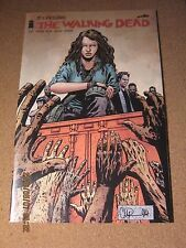 Walking Dead #127 May 2014 Robert Kirkman 1st Magma, Outcast Preview           1