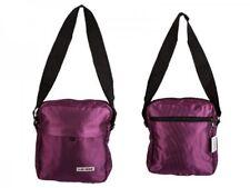 Womens Cross Body Shoulder Bag Ladies Small Lorenz Purple Handbag