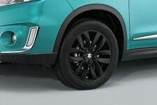 """Suzuki Genuine Vitara SZ5 Alloy Wheel 17"""" 'Misti' Satin Black 990E0-61M76-002"""