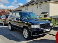 Land Rover Range P38a 2.5 DHSE 2000 Project