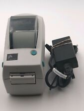 Zebra LP 2824 Plus Barcode Printer, USB and Serial Interface, 282P-201111-000