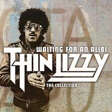 Thin Lizzy Waiting For An Alibi The Collection CD (Greatest Hits / Very Best Of)