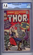 CGC (MARVEL) JOURNEY INTO MYSTERY/THOR 106 VF- 7.5 1964