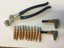"""Cleco Temporary Fastener / Rivet for Body Panel Repair Work 1/8"""""""